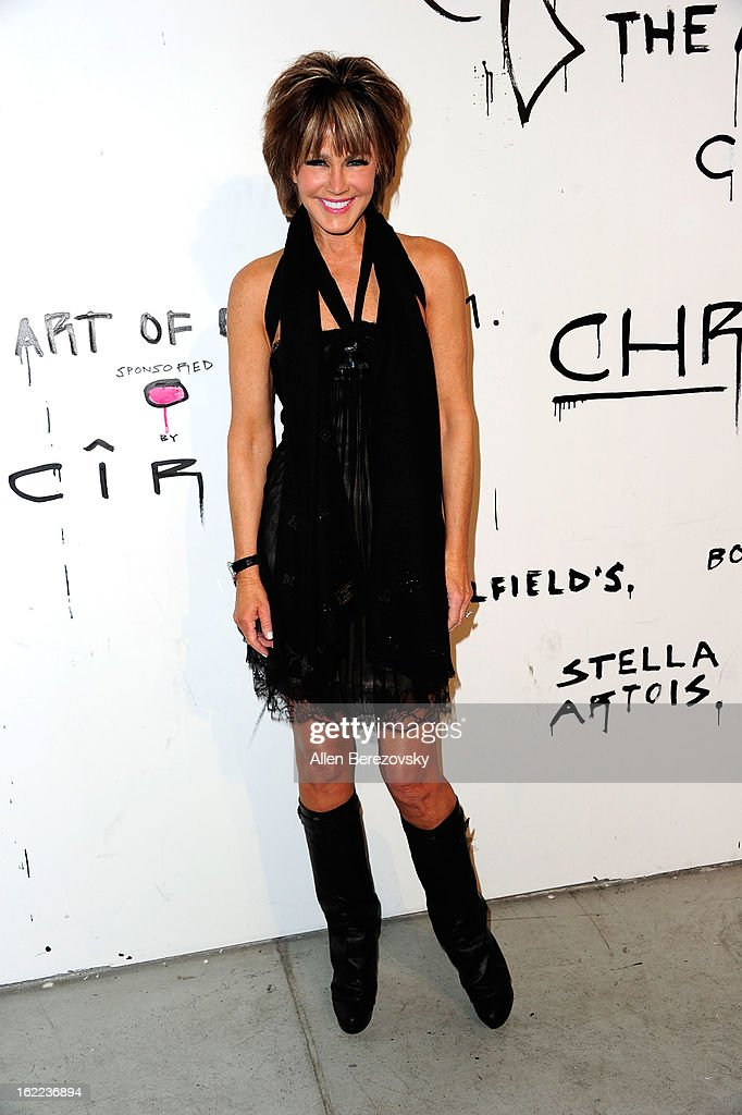 Model Laura Dunn attends The Art ff Elysium's 6th annual Pieces of Heaven charity art auction presented by Ciroc Ultra premium vodka at Ace Museum on February 20, 2013 in Los Angeles, California.