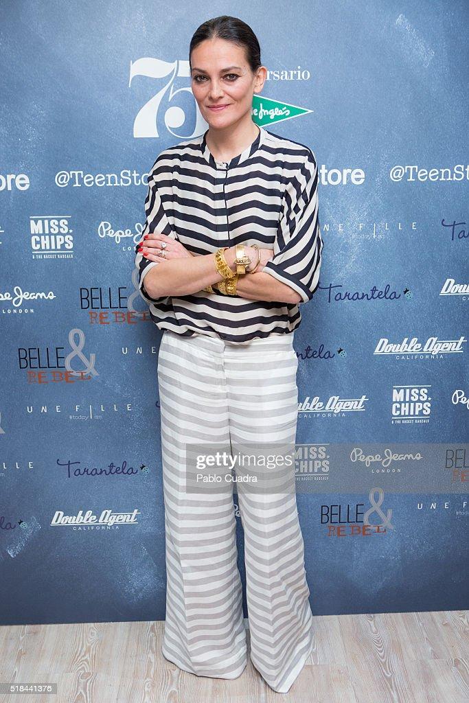 Laura Ponte Presents 'Teenstore' in Madrid