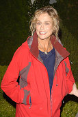 Model Lauren Hutton arrives to the annual Oceana Partner's Awards Gala honoring former Vice President Al Gore at the home of Jena and Michael King in...