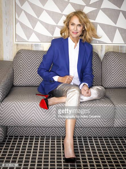 Model Lauren Hutton is photographed for The Untitled Magazine on January 24 2014 in New York City CREDIT MUST READ Indira Cesarine/The Untitled...