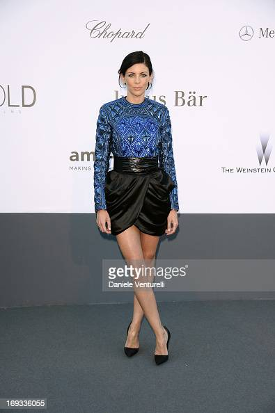 Model Liberty Ross attends amfAR's 20th Annual Cinema Against AIDS during The 66th Annual Cannes Film Festival at Hotel du CapEdenRoc on May 23 2013...