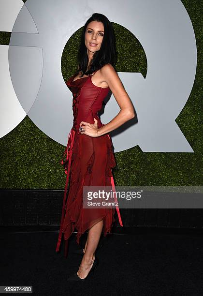 Model Liberty Ross attends the 2014 GQ Men Of The Year party at Chateau Marmont on December 4 2014 in Los Angeles California