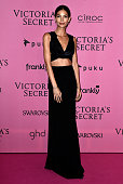 Model Lily Aldridge attends the after party for the annual Victoria's Secret fashion show at Earls Court on December 2 2014 in London England