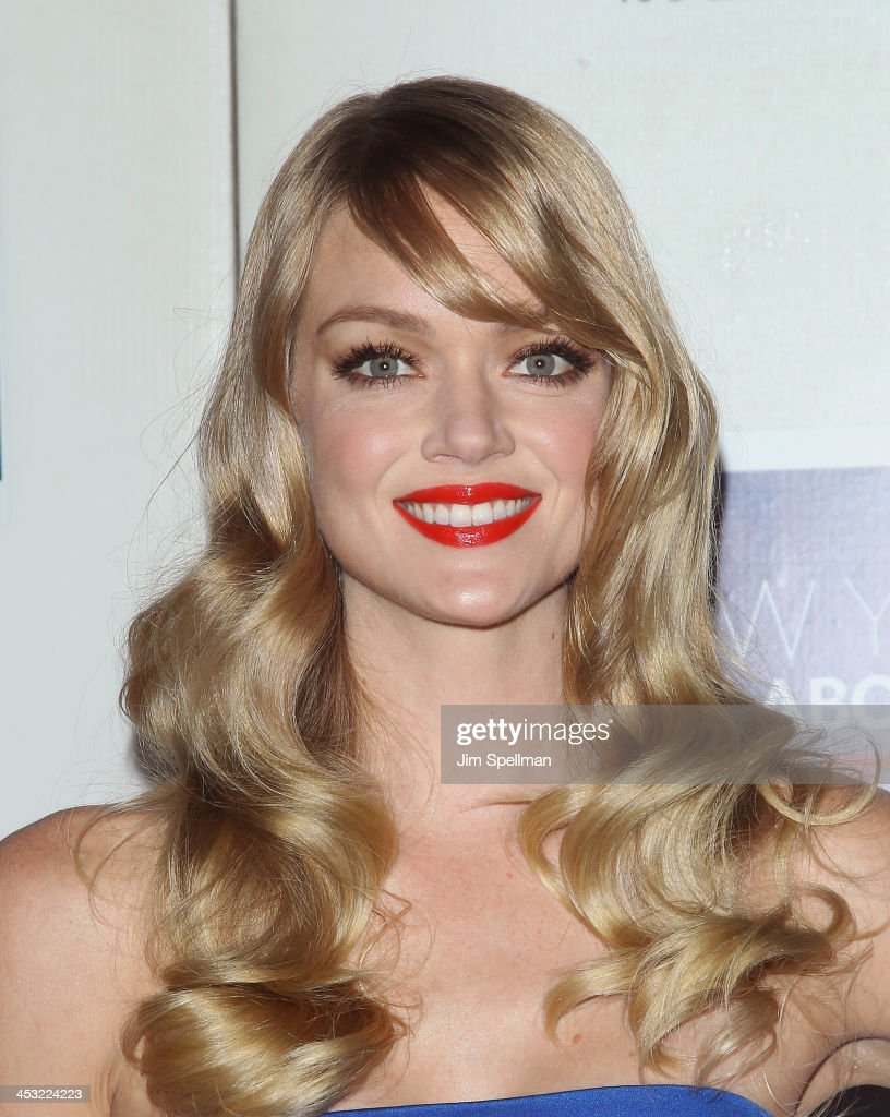 Model Lindsay Ellingson attends the 2013 Winter Ball For Autism the at Metropolitan Museum of Art on December 2, 2013 in New York City.