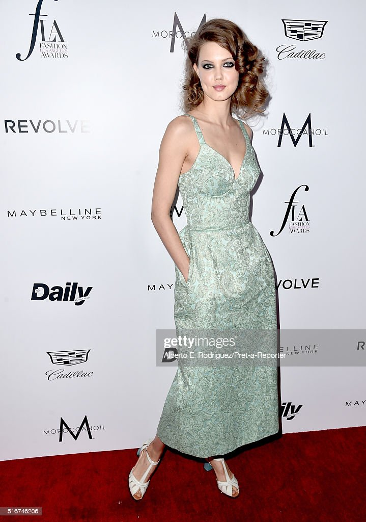 Model <a gi-track='captionPersonalityLinkClicked' href=/galleries/search?phrase=Lindsey+Wixson&family=editorial&specificpeople=6876942 ng-click='$event.stopPropagation()'>Lindsey Wixson</a> attends the Daily Front Row 'Fashion Los Angeles Awards' at Sunset Tower Hotel on March 20, 2016 in West Hollywood, California.
