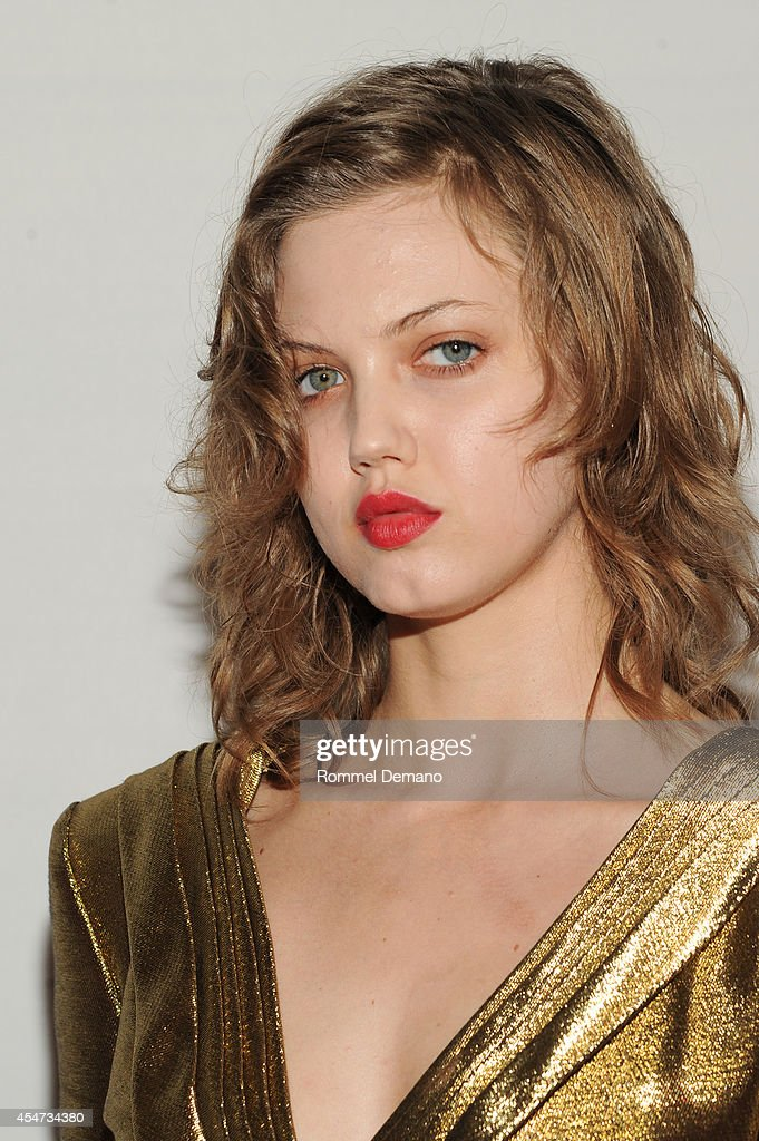 Model Lindsey Wixson attends The Daily Front Row Second Annual Fashion Media Awards at Park Hyatt New York on September 5 2014 in New York City