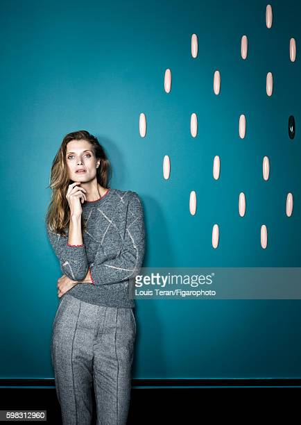 Model Malgosia Bela is photographed for Madame Figaro on June 29 2016 in Paris France Clothing PUBLISHED IMAGE CREDIT MUST READ Louis...