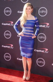 Model Marisa Miller arrives at The 2013 ESPY Awards at Nokia Theatre LA Live on July 17 2013 in Los Angeles California