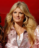 Model Marisa Miller arrives at 'Victoria's Secret Fashion Show Heads To Los Angeles On Virgin America' at Los Angeles International Airport's Flight...