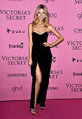 Model Martha Hunt attends the after party for the annual Victoria's Secret fashion show at Earls Court on December 2 2014 in London England