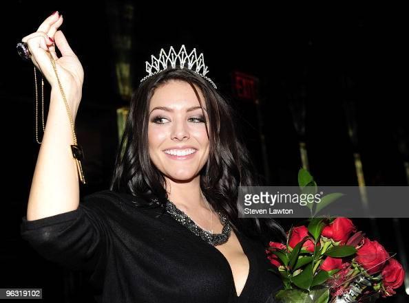Melany Lorenzo Named Miss Playboy Club October 2010