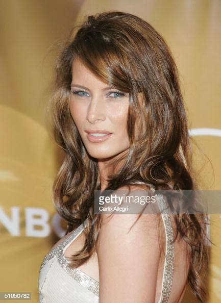 Melania Trump Model Stock Photos and Pictures | Getty Images