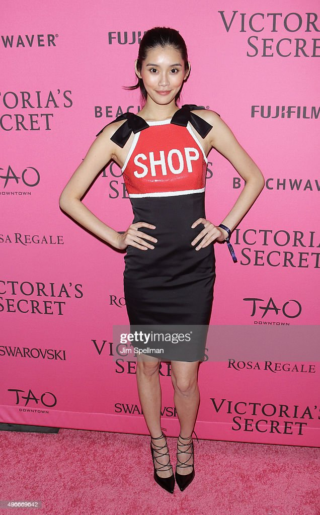 2015 Victoria's Secret Fashion Show  - After Party