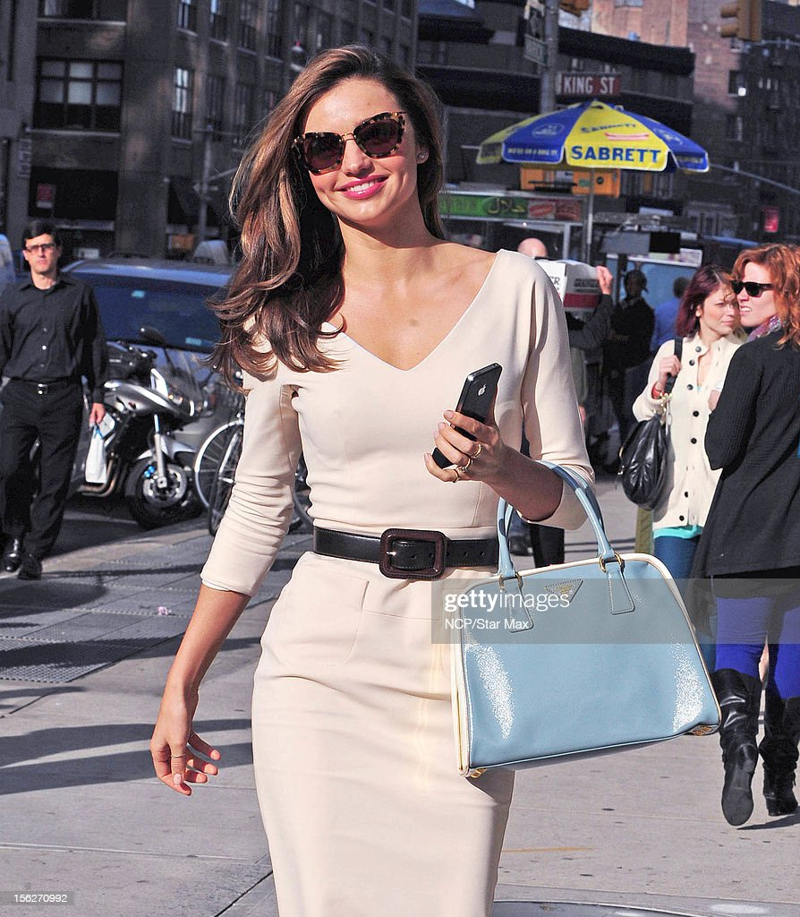 Model <a gi-track='captionPersonalityLinkClicked' href=/galleries/search?phrase=Miranda+Kerr&family=editorial&specificpeople=5714330 ng-click='$event.stopPropagation()'>Miranda Kerr</a> as seen is November 12, 2012 in New York City.