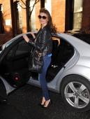 Model Miranda Kerr as seen on February 27 2013 in New York City