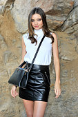 Model Miranda Kerr attends the Louis Vuitton Cruise 2016 Resort Collection shown at a private residence on May 6 2015 in Palm Springs California