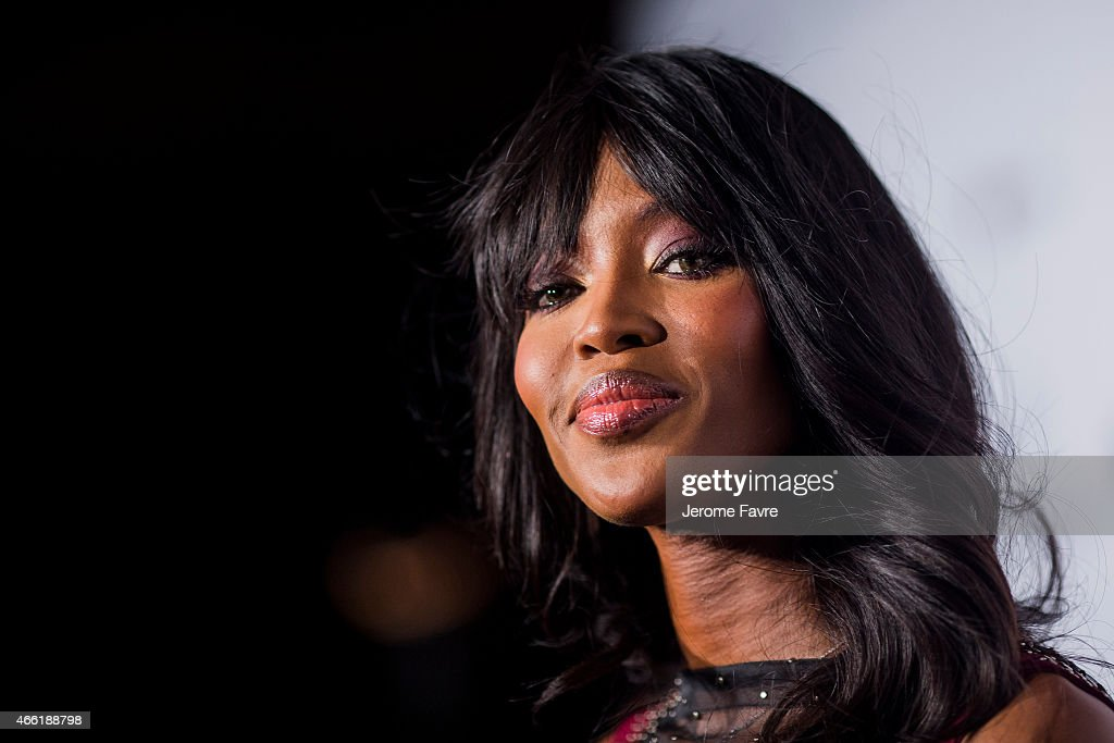 Model <a gi-track='captionPersonalityLinkClicked' href=/galleries/search?phrase=Naomi+Campbell&family=editorial&specificpeople=171722 ng-click='$event.stopPropagation()'>Naomi Campbell</a> arrives on the red carpet during the 2015 amfAR Hong Kong gala at Shaw Studios on March 14, 2015 in Hong Kong.