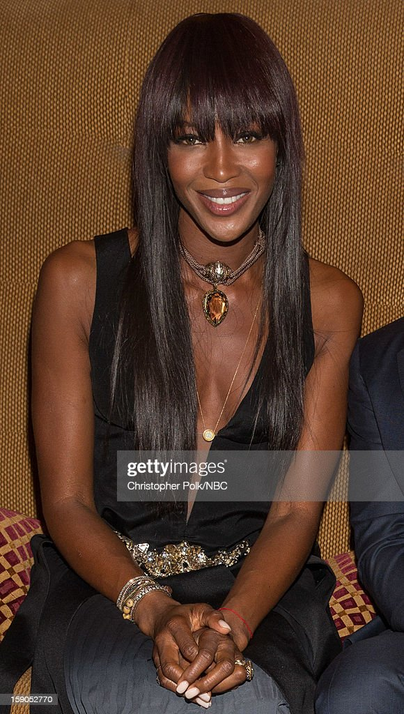 Model <a gi-track='captionPersonalityLinkClicked' href=/galleries/search?phrase=Naomi+Campbell&family=editorial&specificpeople=171722 ng-click='$event.stopPropagation()'>Naomi Campbell</a> at the NBCUniversal 2013 TCA Winter Press Tour Party held at The Langham Huntington Hotel and Spa on January 6, 2013 in Pasadena, California.