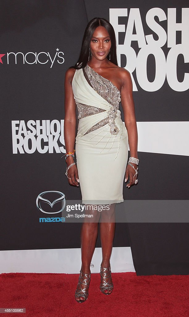 Model <a gi-track='captionPersonalityLinkClicked' href=/galleries/search?phrase=Naomi+Campbell&family=editorial&specificpeople=171722 ng-click='$event.stopPropagation()'>Naomi Campbell</a> attends Fashion Rocks 2014 at Barclays Center on September 9, 2014 in the Brooklyn borough of New York City.