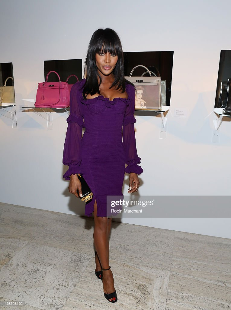 Model <a gi-track='captionPersonalityLinkClicked' href=/galleries/search?phrase=Naomi+Campbell&family=editorial&specificpeople=171722 ng-click='$event.stopPropagation()'>Naomi Campbell</a> attends Project Perpetual's Inaugural Auction Benefiting The United Nations Foundation at Four Seasons Restaurant on November 9, 2014 in New York City.