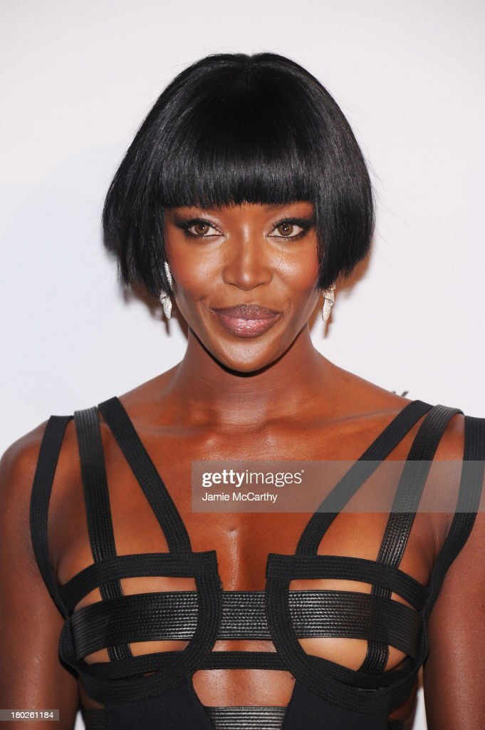 Model <a gi-track='captionPersonalityLinkClicked' href=/galleries/search?phrase=Naomi+Campbell&family=editorial&specificpeople=171722 ng-click='$event.stopPropagation()'>Naomi Campbell</a> attends the Novak Djokovic Foundation New York dinner at Capitale on September 10, 2013 in New York City.