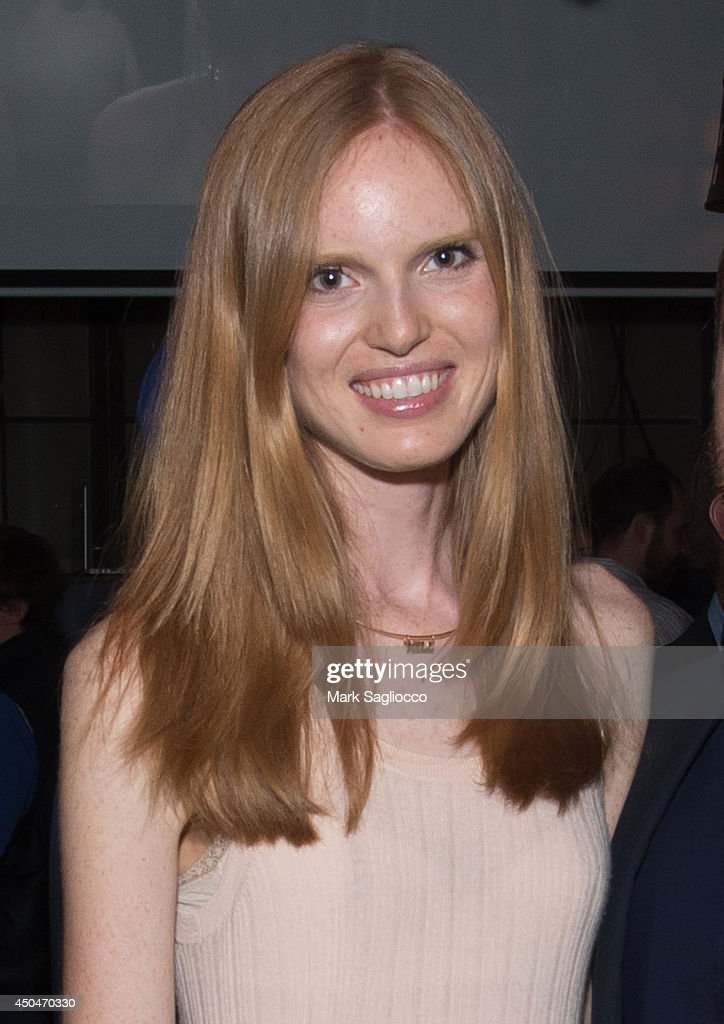 Model Nell Rebowe attends the 'A Wife Alone' Premiere Party at Grey Lady on June 11, 2014 in New York City.