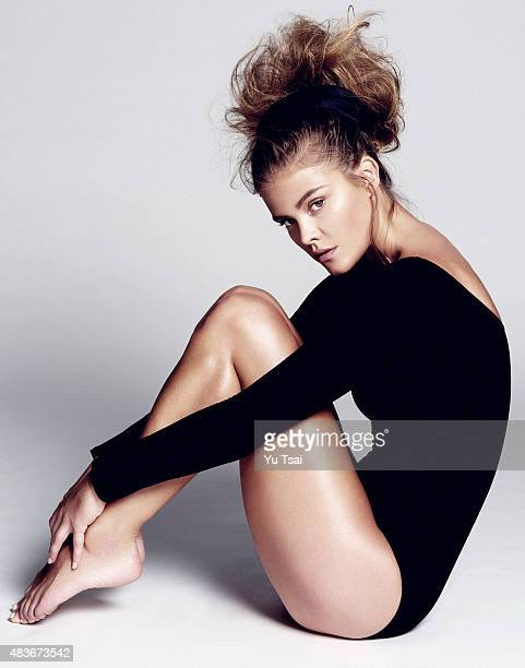 Model Nina Agdal is photographed for Self Assignment on June 1 2015 in Los Angeles California PUBLISHED IMAGE