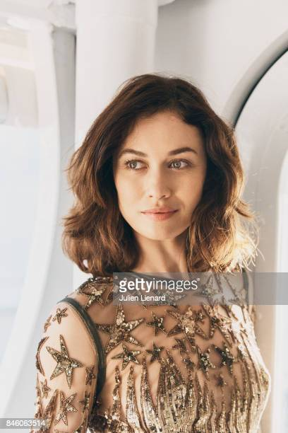 Model Olga Kurylenko is photographed for Self Assignment on May 20 2017 in Cannes France