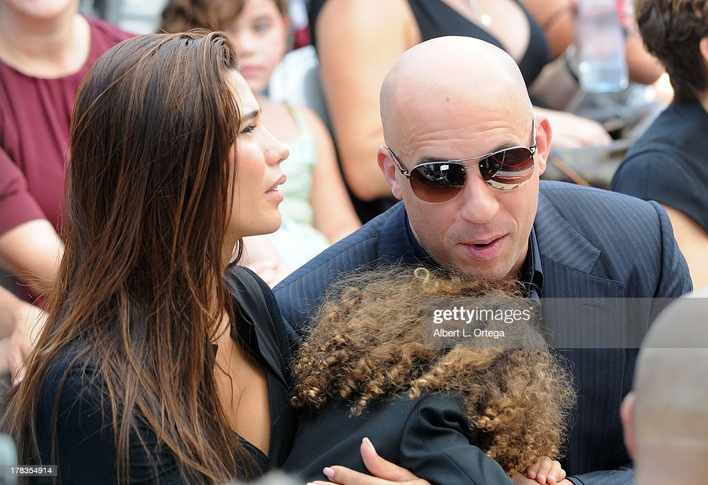 Vin Diesel Honored On The Hollywood Walk Of Fame | Getty Images