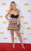 Model Petra Nemcova arrives at the 50th Anniversary Celebration Of Sports Illustrated Swimsuit Issue at Dolby Theatre on January 14 2014 in Hollywood...