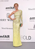 Model Petra Nemcova attends amfAR's 22nd Cinema Against AIDS Gala Presented By Bold Films And Harry Winston at Hotel du CapEdenRoc on May 21 2015 in...