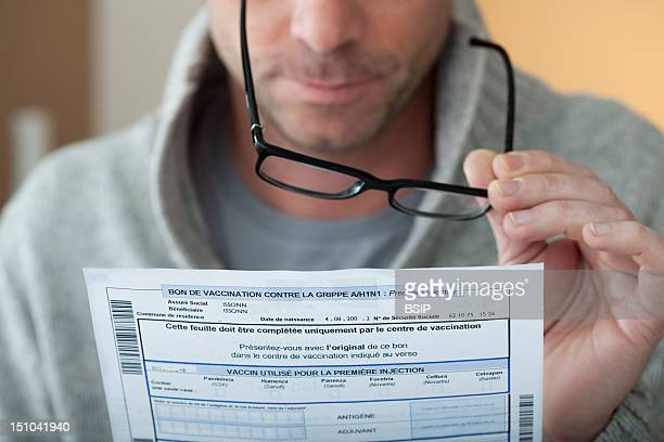 Vaccine Order Form Stock Photos And Pictures | Getty Images