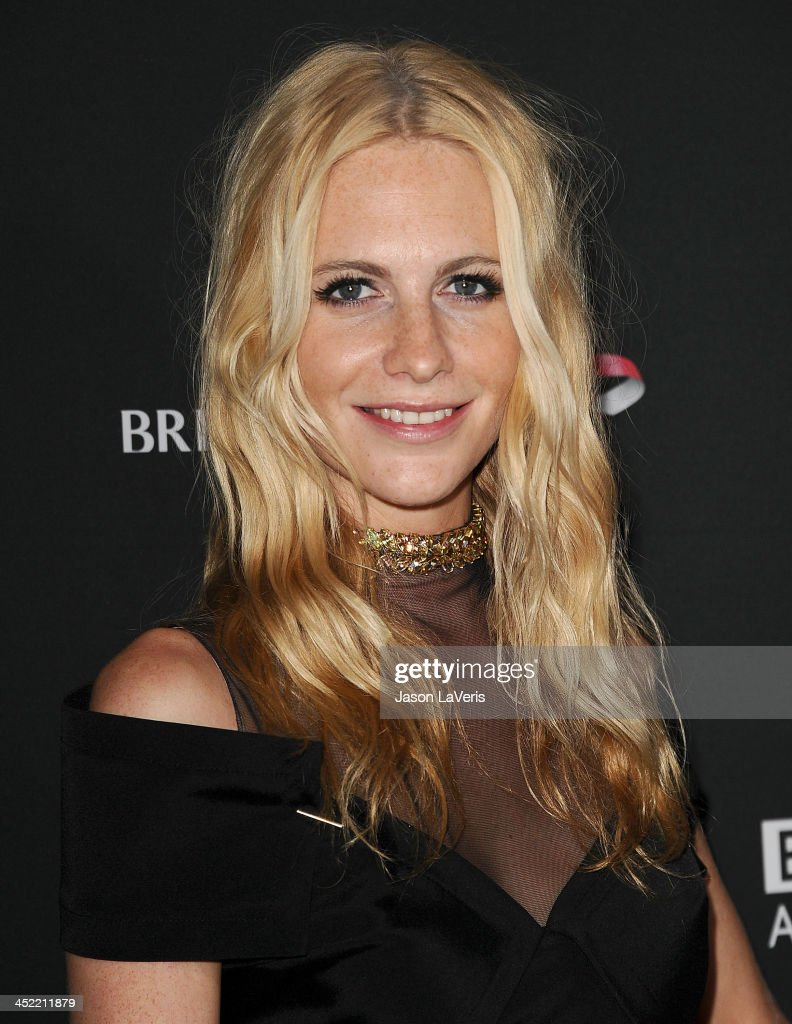 Model <a gi-track='captionPersonalityLinkClicked' href=/galleries/search?phrase=Poppy+Delevingne&family=editorial&specificpeople=2348985 ng-click='$event.stopPropagation()'>Poppy Delevingne</a> attends the BAFTA Los Angeles Britannia Awards at The Beverly Hilton Hotel on November 9, 2013 in Beverly Hills, California.