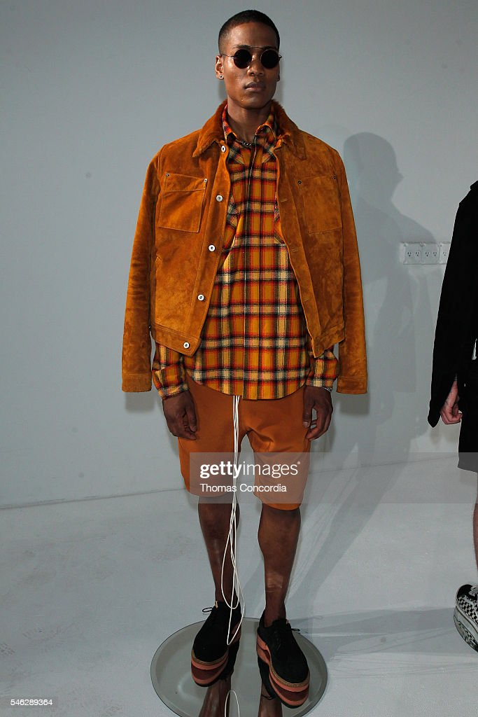 Rideau - Presentation - New York Fashion Week: Mens S ...