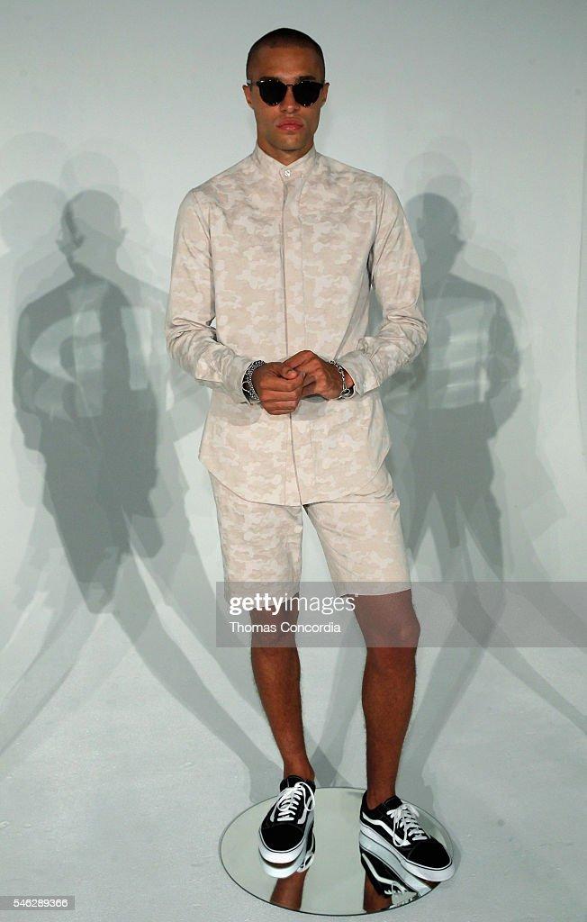 Rideau - Presentation - New York Fashion Week: Men\'s S/S 2017 ...