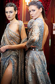 Ziad Nakad : Backstage - Paris Fashion Week - Haute...