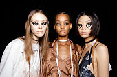 Alexandra Moura - Backstage - Milan Fashion Week -...