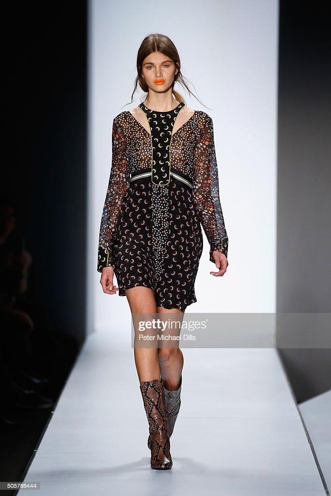 Fashion Model Runway Poses