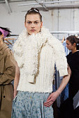 Dawei : Backstage - Paris Fashion Week Womenswear...