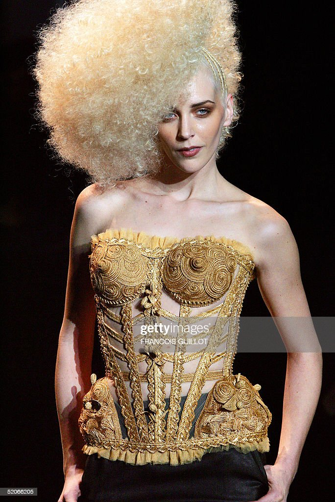 Paris haute couture jean paul gaultier getty images for French couture