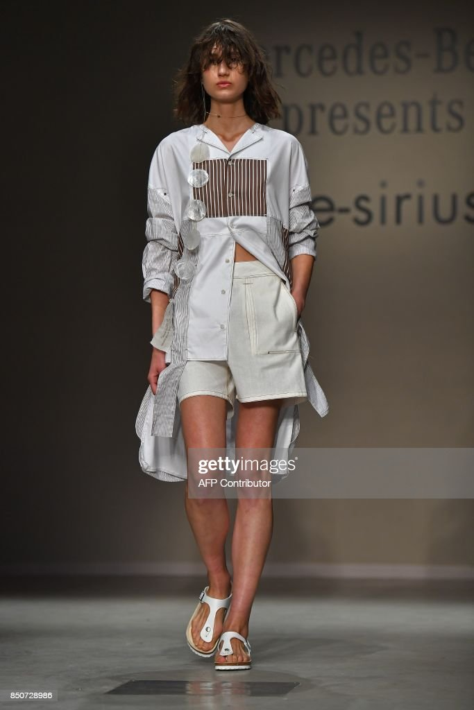 model-presents-a-creation-for-fashion-brand-thesirius-by-south-korean-picture-id850728986