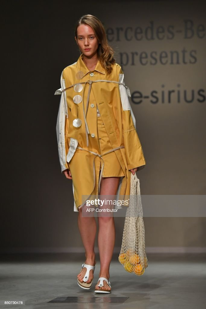 model-presents-a-creation-for-fashion-brand-thesirius-by-south-korean-picture-id850730478