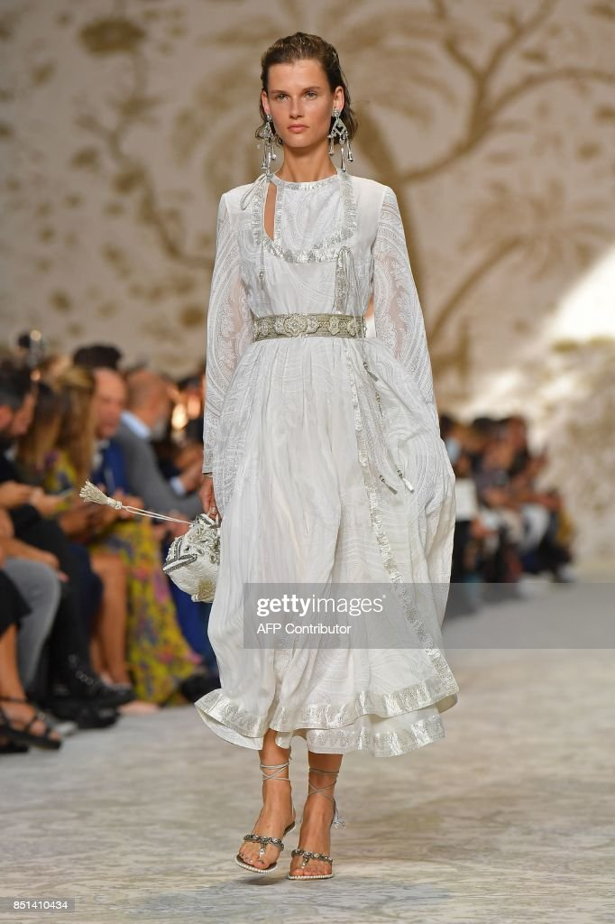 model-presents-a-creation-for-fashion-house-etro-during-the-womens-picture-id851410434
