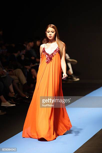 Philippine Fashion Week Stock Photos And Pictures Getty Images