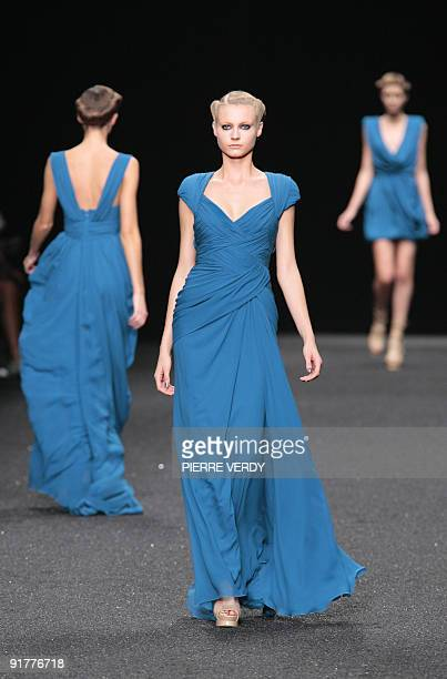 picture Elie Saab SpringSummer 2015 Collection – Paris Fashion Week
