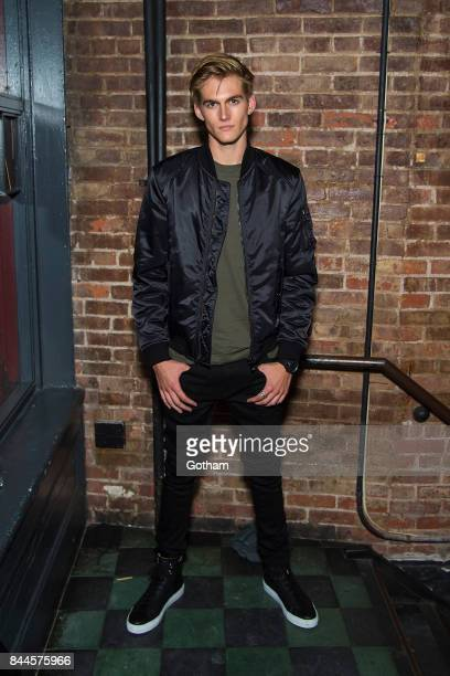Model Presley Gerber attends V Magazine celebrates JeanPaul Goude at Acme on September 7 2017 in New York City