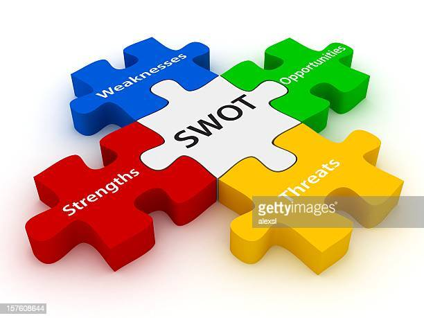 SWOT Modell Puzzle
