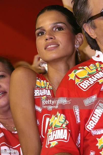 Model Raica Oliveira girlfriend of Real Madrid and Brazil international footballer Ronaldo