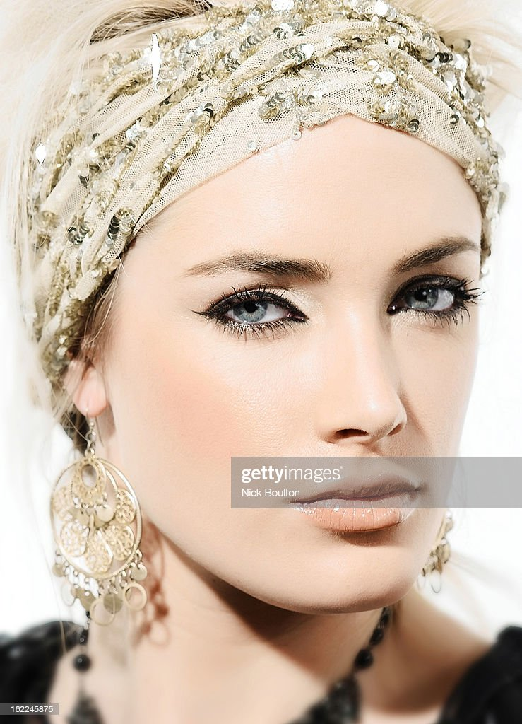 Model <a gi-track='captionPersonalityLinkClicked' href=/galleries/search?phrase=Reeva+Steenkamp&family=editorial&specificpeople=10284281 ng-click='$event.stopPropagation()'>Reeva Steenkamp</a> poses for a beauty shoot on May 10, 2004 in Johannesburg, South Africa.