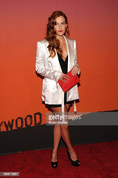 Model Riley Keough arrives for the Whitney Museum of American Art Gala Studio Party 2013 Supported By Louis Vuitton at Skylight at Moynihan Station...